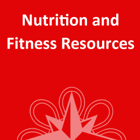 Nutrition and Fitness Resources