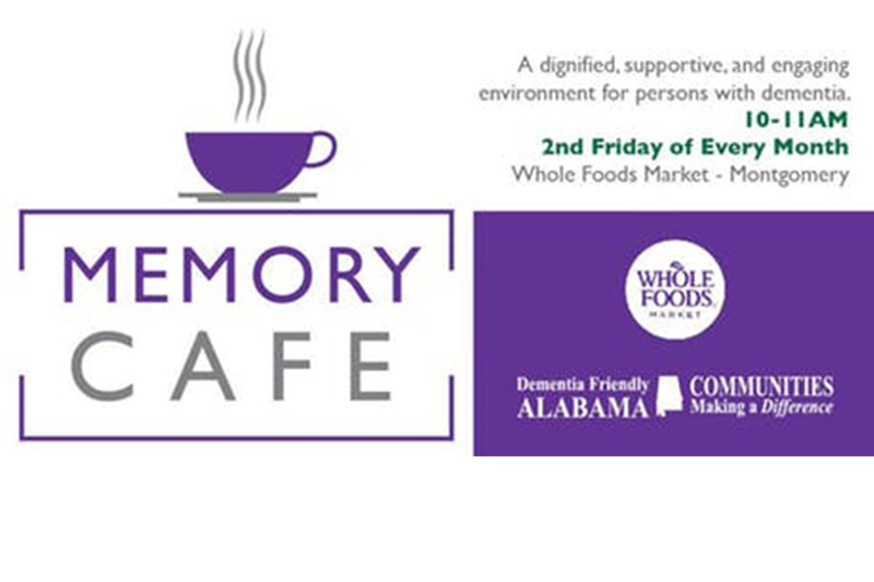 Memory Cafe - The Wellness Coalition