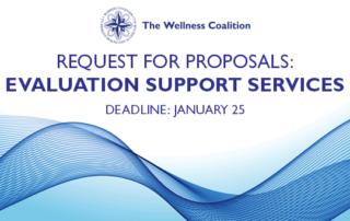 Flyer fluid curve for Evaluation Support Services January 25th deadline
