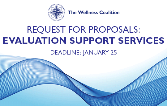 Request for Proposals: Professional Evaluation Support