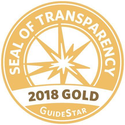 Gold guidestar logo